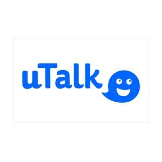 Shop uTalk logo