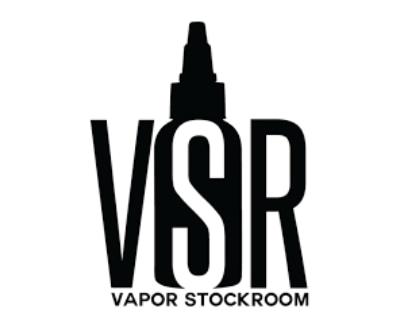 Shop Vapor Stockroom logo