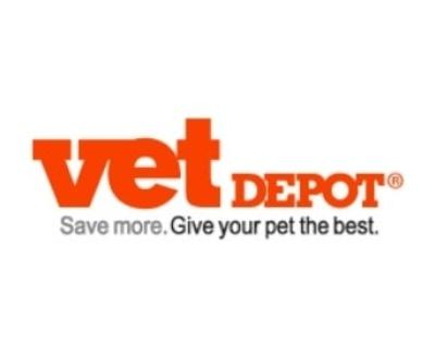 Shop VetDepot logo