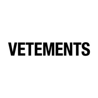 Shop Vetements logo