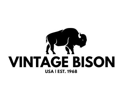 Shop Vintage Bison USA logo