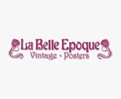 Shop La Belle Epoque Vintage Posters, Inc. logo