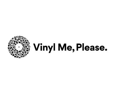 Shop Vinyl Me Please logo
