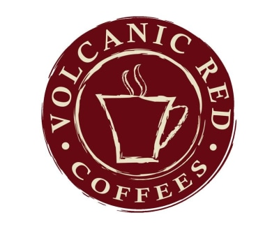Shop Volcanic Red Coffee logo