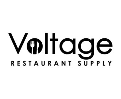 Shop Voltage Restaurant Supply logo
