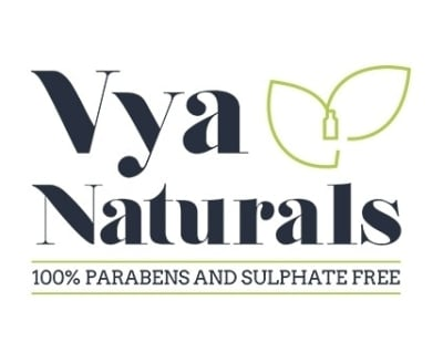 Shop Vya Naturals logo