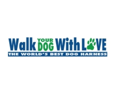 Shop Walk Your Dog With Love logo