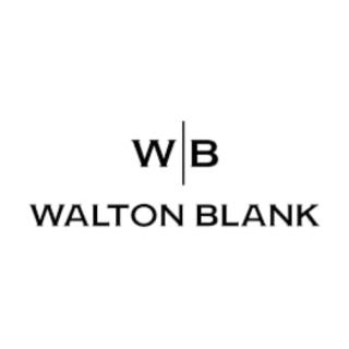 Shop Walton Blank logo