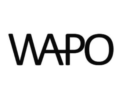 Shop WAPO Wear logo