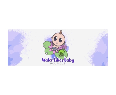 Shop Water Lilies Baby Boutique logo
