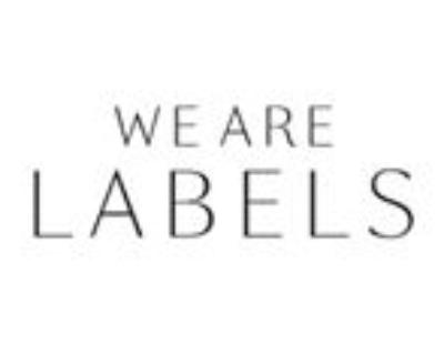 Shop We Are Labels logo