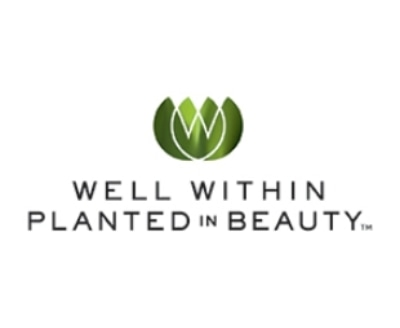 Shop PLANTED IN BEAUTY logo