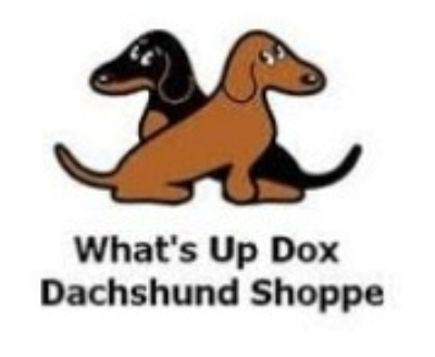 Shop Whats Up Dox logo