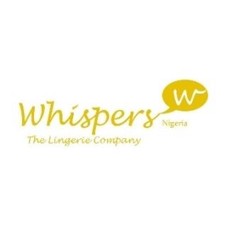 Shop Whispers NG logo