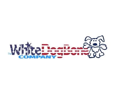 Shop White Dog Bone Company logo