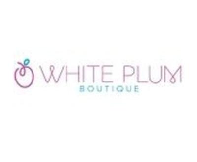 Shop White Plum logo