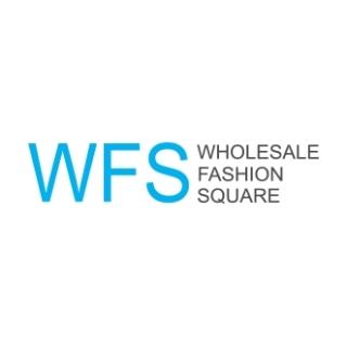 Shop Wholesale Fashion Square logo