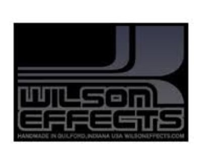Shop Wilson Effects logo