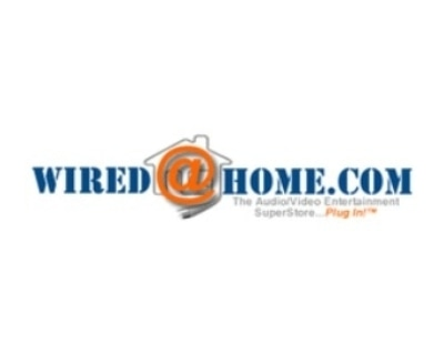 Shop Wired At Home logo