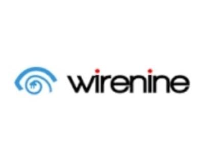 Shop WireNine logo