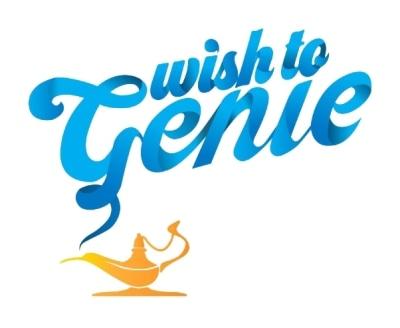 Shop Wish To Genie logo