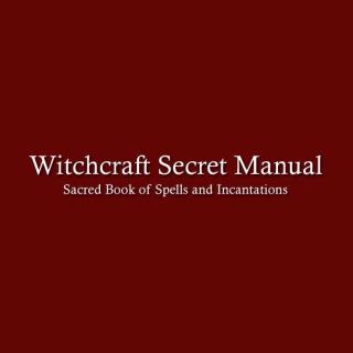 Shop Witchcraft Secret Manual logo