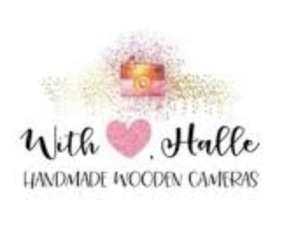 Shop With LOVE, Halle logo