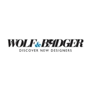 Shop Wolf & Badger logo