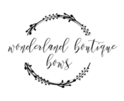 Shop Wonderland Boutique Bows logo