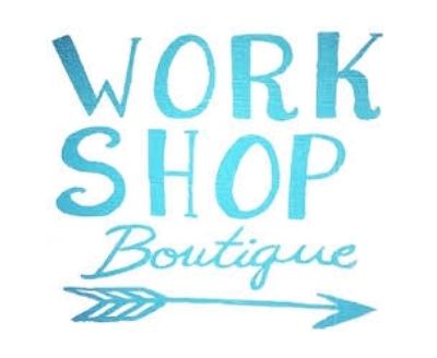 Shop Workshop Studio & Boutique logo