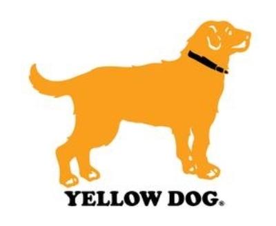 Shop Yellow dog logo