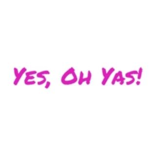 Shop Yes, Oh Yas! logo