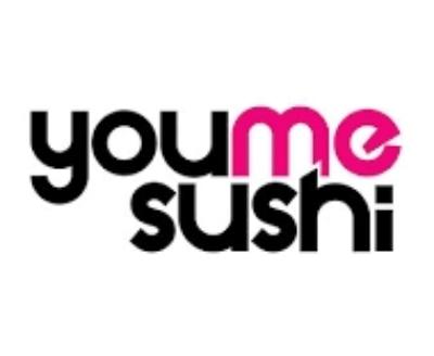Shop You Me Sushi logo