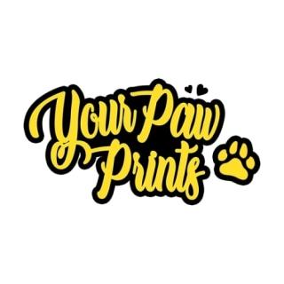 Shop Your Paw Prints logo