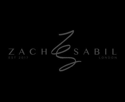 Shop Zach Sabil logo