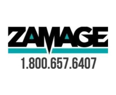 Shop Zamage  logo