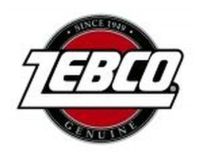 Shop Zebco Fishing logo