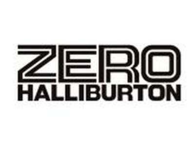 Shop ZERO Halliburton logo