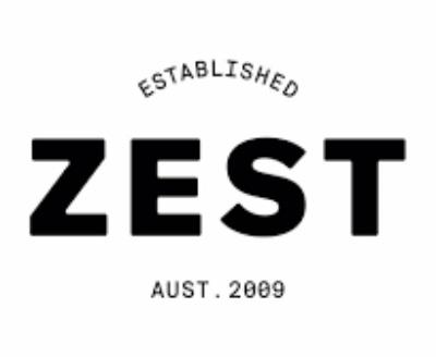 Shop Zest Coffee logo