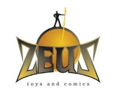Shop Zeus Comics logo